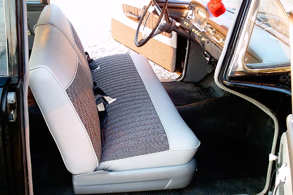 At Dougs Upholstery Canvas We Also Do Complete Custom Auto Interiors For Street Rods Show Cars In Leather Cloth Or Vinyl Be The Talk Of Car