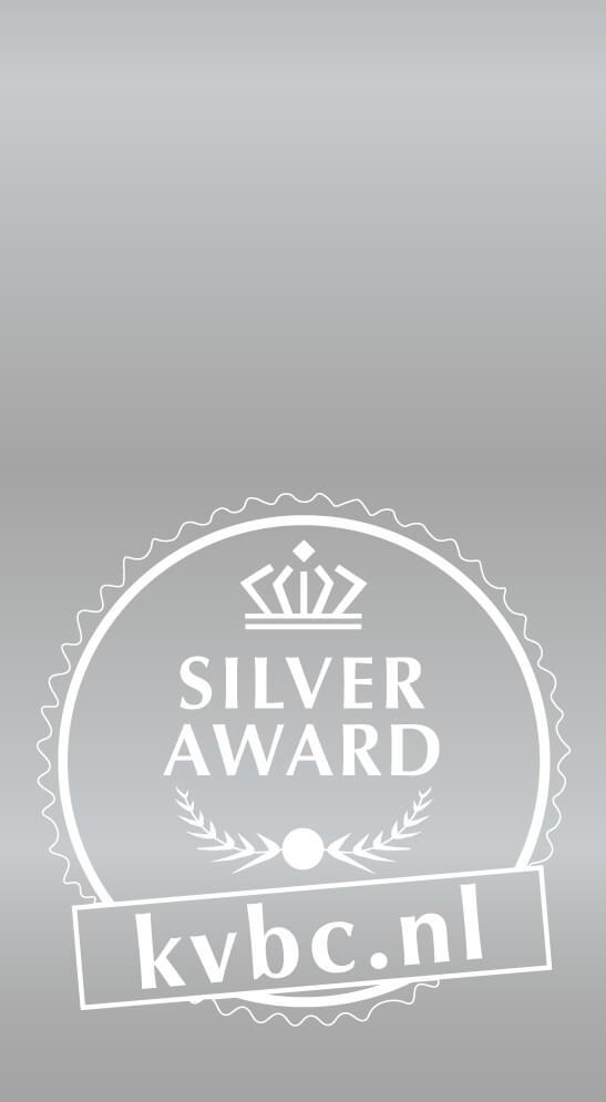 Silver award - Living Creations