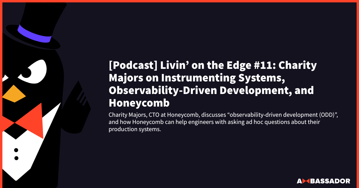 [Podcast] Livin' on the Edge #11