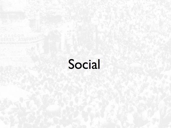 STL presentation - Social