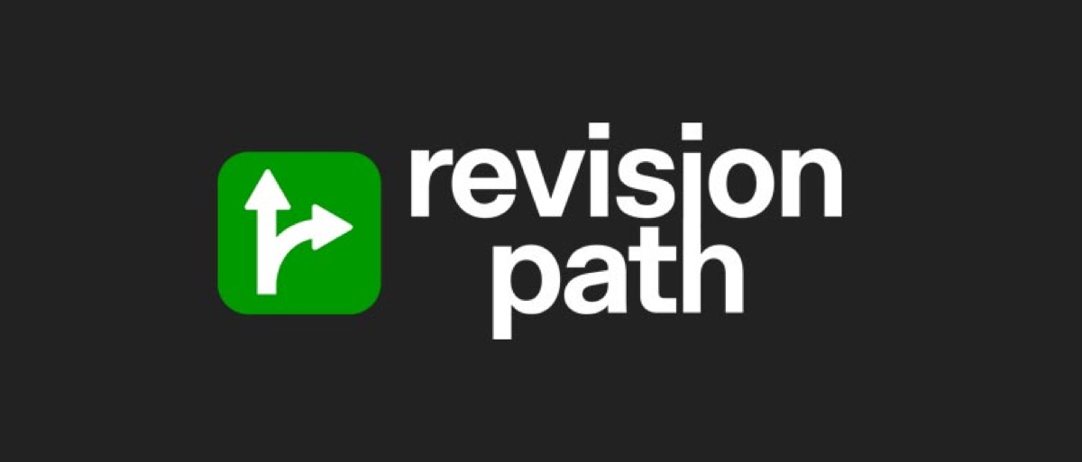 Revision Path podcast logo. Image credit: Revision Path