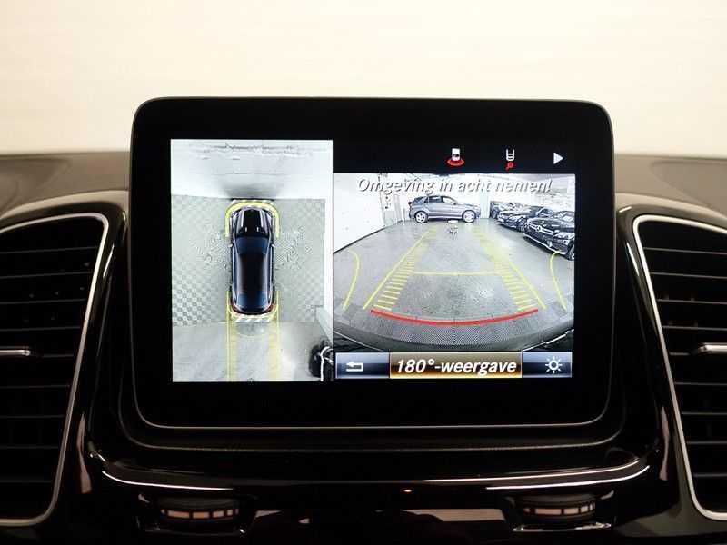 Mercedes-Benz GLE Coupé 350D AMG 4MATIC 259pk Aut- Pano, Harman/Kardon, Leer, 360 Camera afbeelding 4