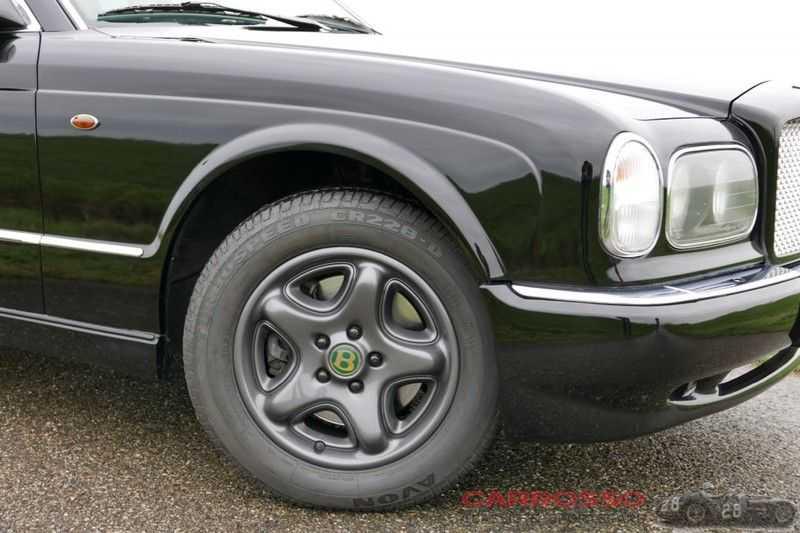 Bentley Arnage GREEN LABEL afbeelding 23