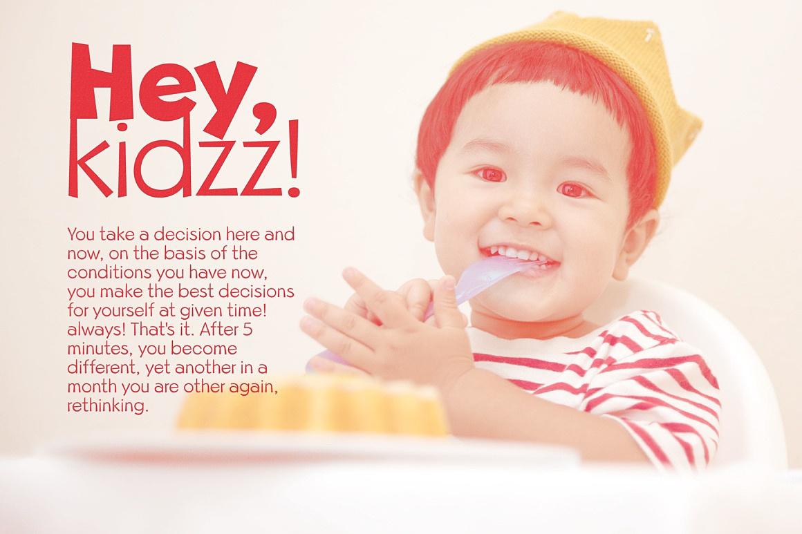 Beebzz fun kidzz font images/beebz-child-font-free_4-05.jpg