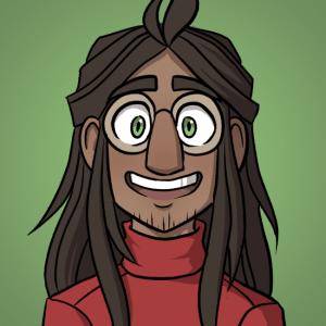 Timaeus smiles.