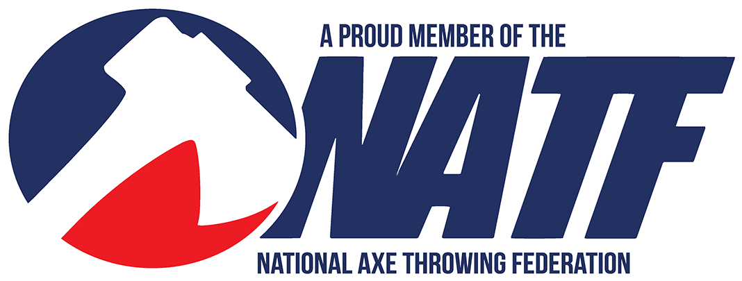 Mazhu Axes is part of the National Axe Throwing Federation