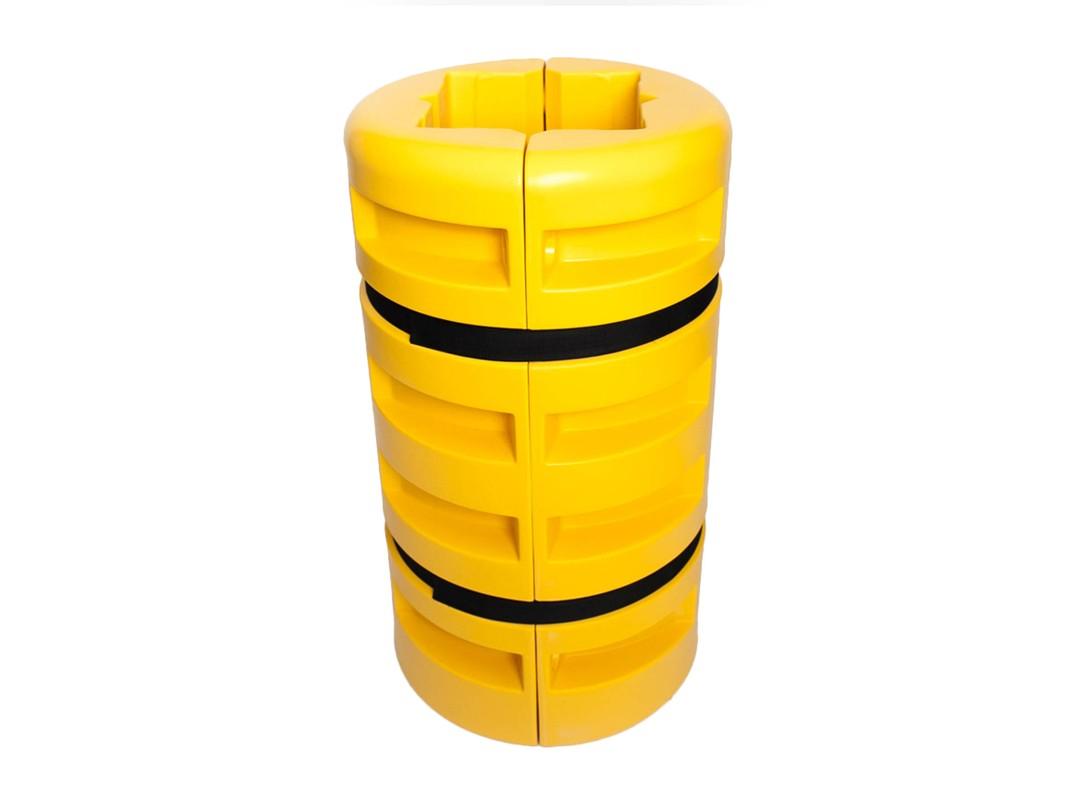 S200 / S300 Column Protector Secured By Hook & Loop Fastenings