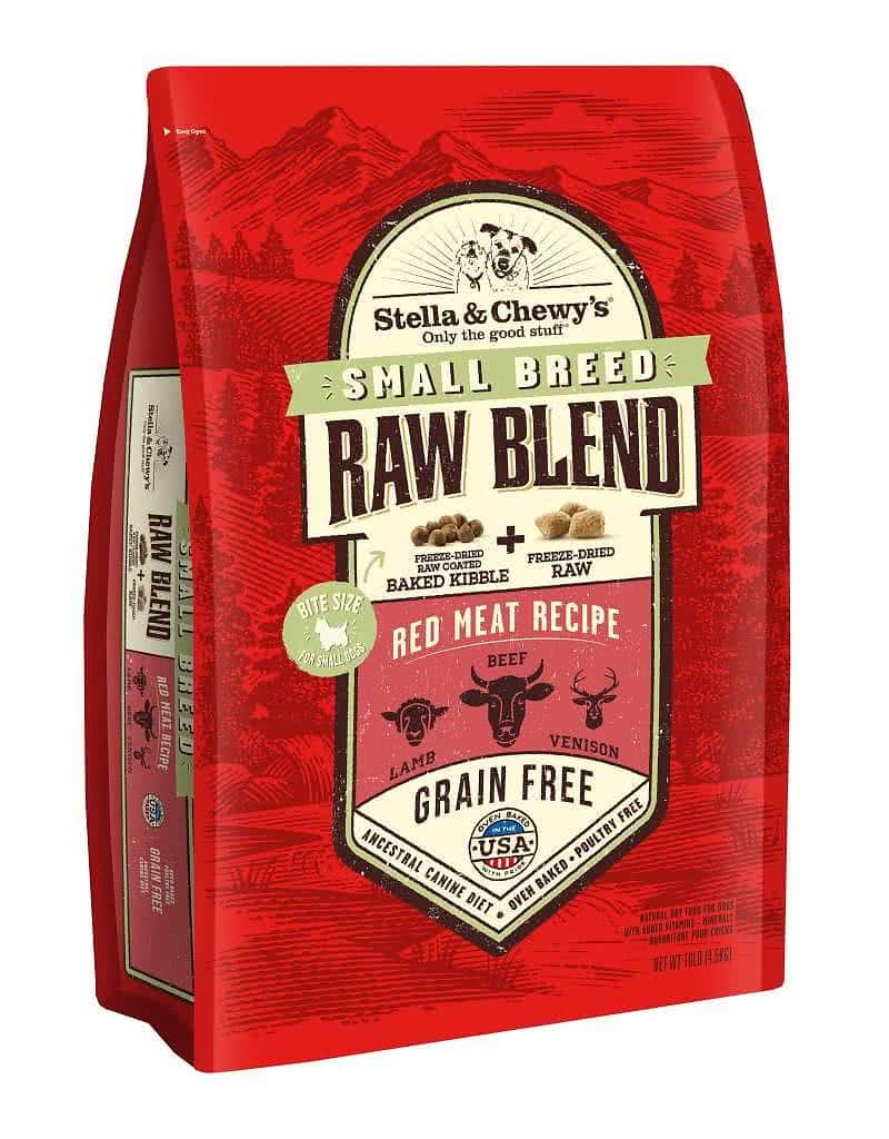 Stella & Chewy Raw Blend Kibble