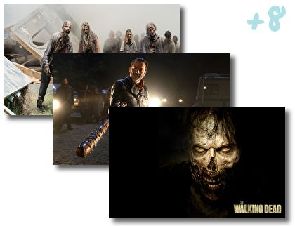 The Walking Dead theme pack