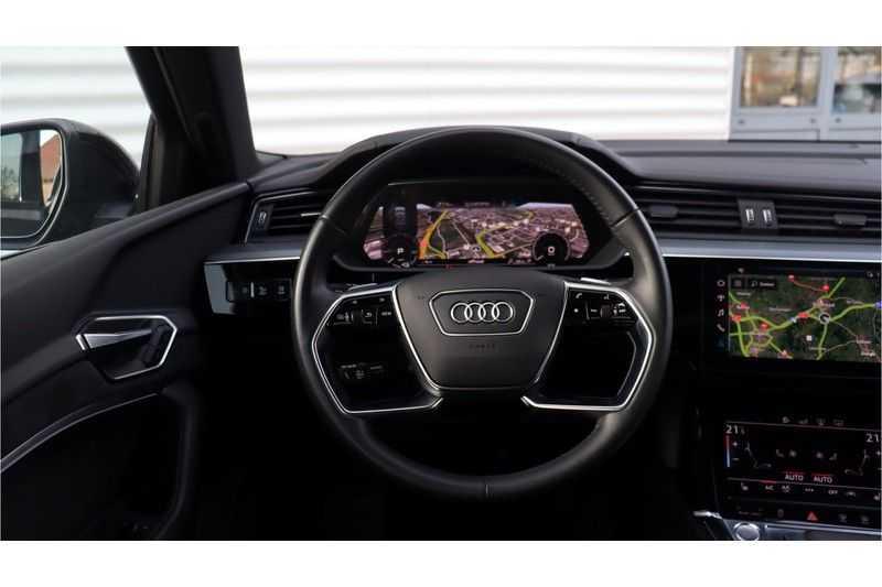 Audi e-tron 55 quattro Advanced Bang & Olufsen, Panoramadak, Head-Up Display, Soft-Close afbeelding 3