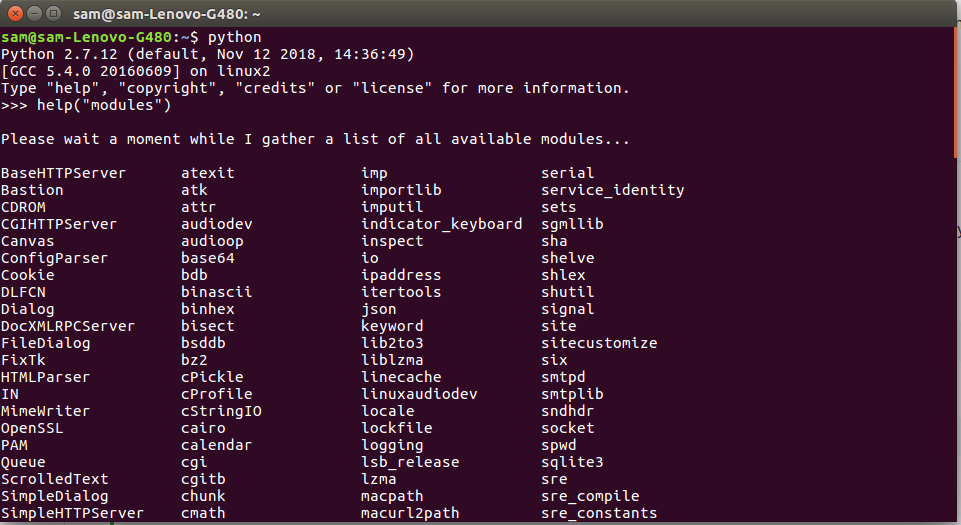 Install Sqlite3 Python