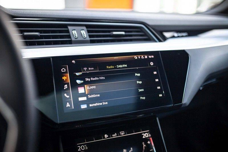Audi e-tron Sportback 55 Quattro S Edition *Prijs Ex. BTW / Pano / B&O / Matrix-LED / Tour pakket / ACC* afbeelding 13