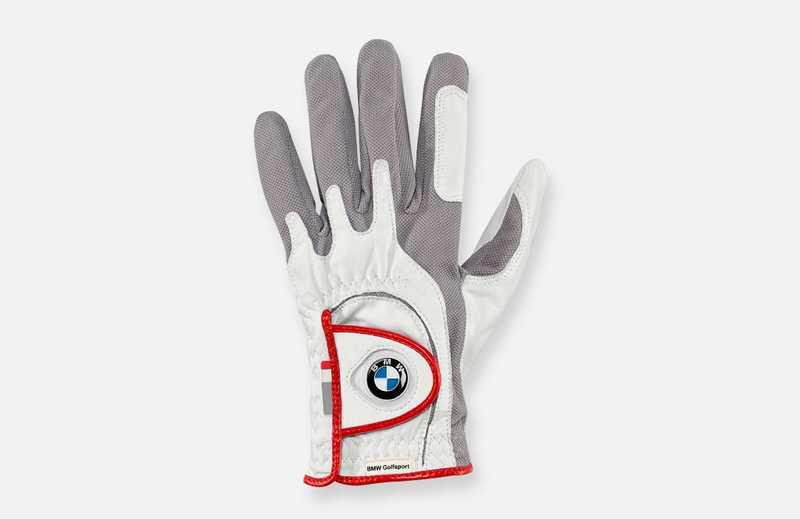 Luva masculina BMW Golfsport