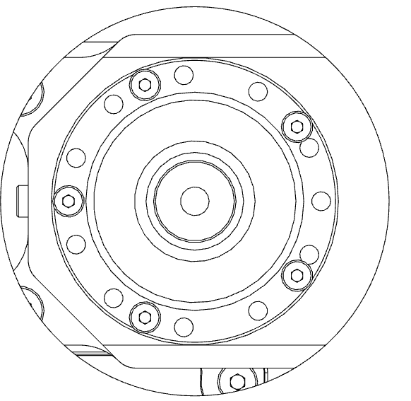 Pulsar's integrated cooling shroud drawing