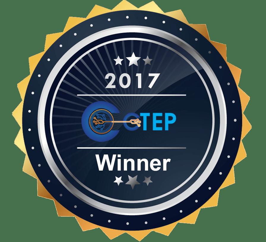 ctep 2017 award seal