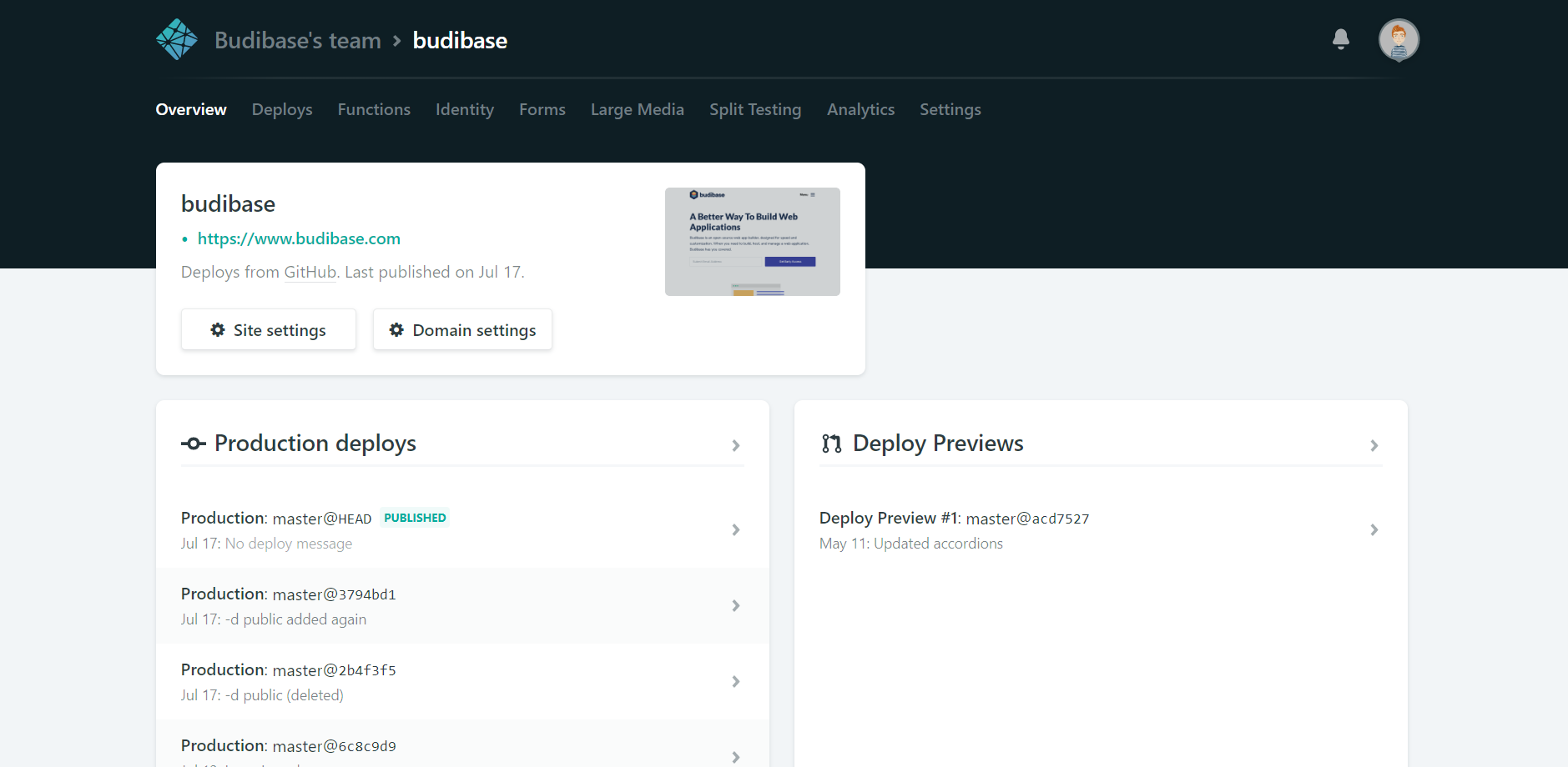 5 Recent Examples Of Modern Web Application Design 2020