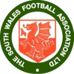 South Wales Football Association logo