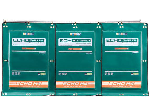 Echo H4 Acoustic Barrier Flat