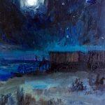 Midnight Sea of Cortez
