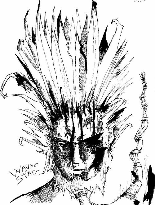 Static Sketch