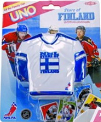 NHL Stars of Finland Uno