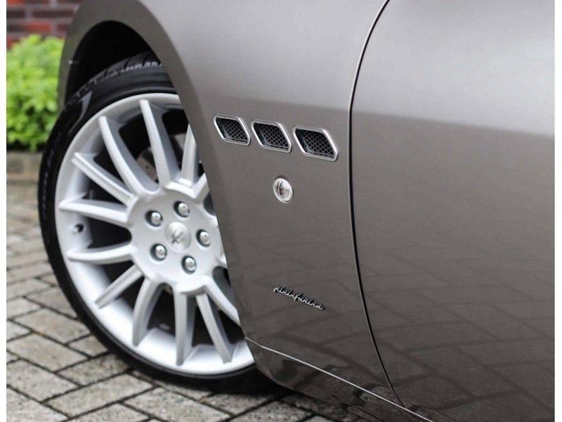 Maserati GranTurismo 4.7 S *Dealer onderhouden*Memory*Vol!* afbeelding 14
