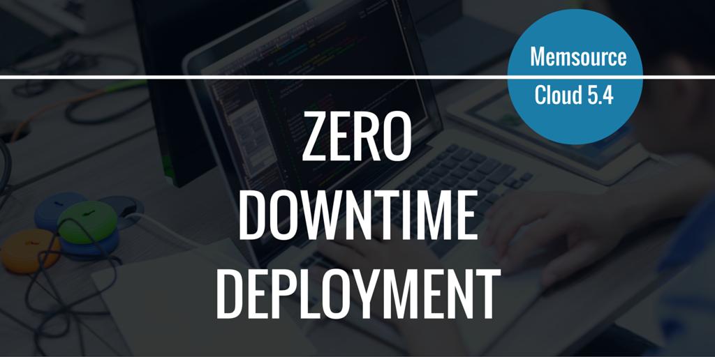 Zero Downtime Deployment 1