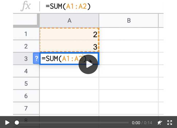 Vue Reactivity Spreadsheet Video