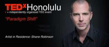 TEDxHonolulu 2015 Artist in Residence