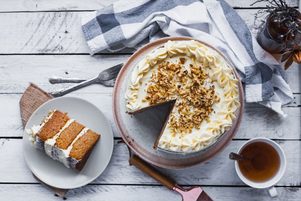 Make The Perfect Carrot Cake