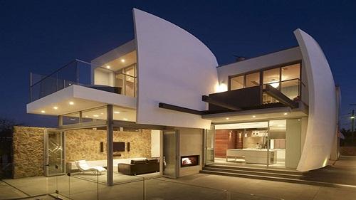Berkembangnya Trend Arsitektur Futuristik