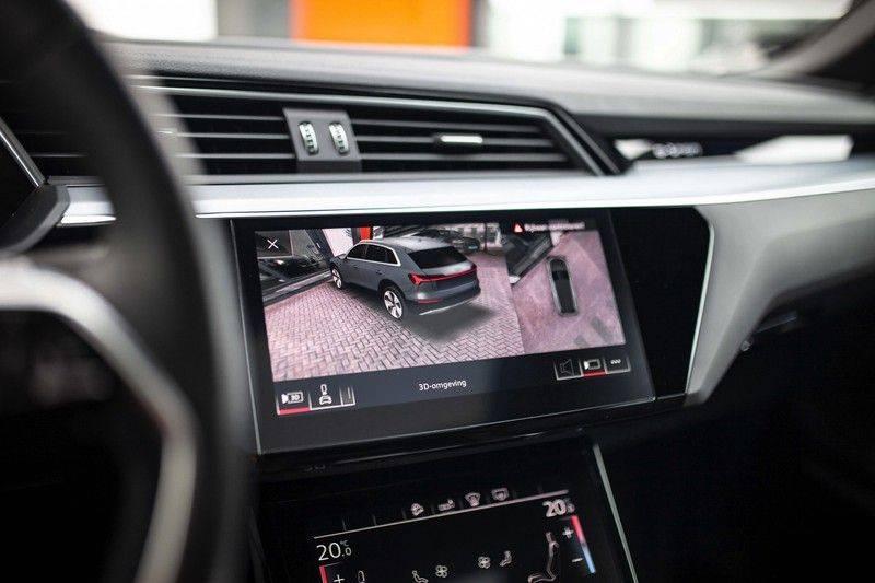 Audi e-tron 55 Quattro *4% Bijtelling / Prijs Ex. BTW / B&O / Stad & Tour pakket / Pano / ACC* afbeelding 11
