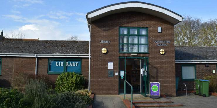 Wickham Market Library