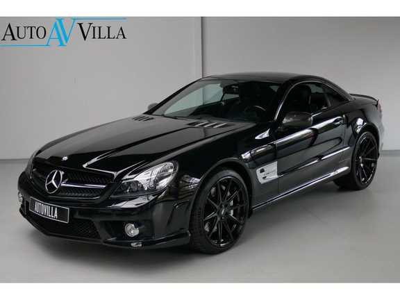 Mercedes-Benz SL-Klasse 63 AMG Performance Package - Carbon
