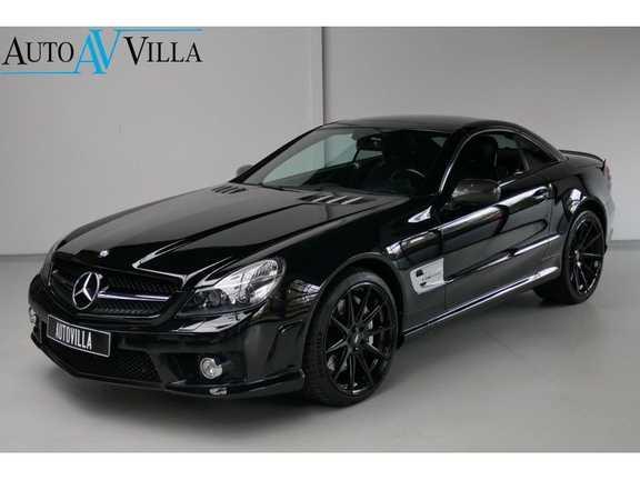Mercedes-Benz SL-Klasse 63 AMG Performance Package - Carbon