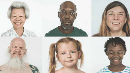 Rawpixel takes pictures of people with expressions, tock images with white background #entrepreneur