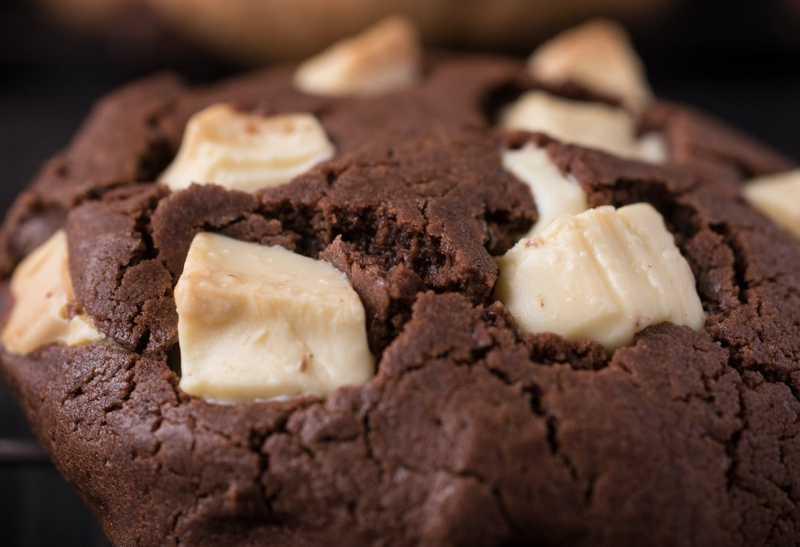 DIY Recipe: Cannabis-Infused Double Chocolate Chunk Cookies