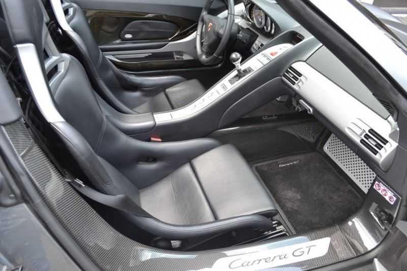 Porsche Carrera GT afbeelding 5