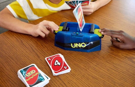Uno Showdown Supercharged Gameplay