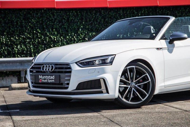 Audi S5 Cabriolet 3.0 TFSI S5 quattro | 354 PK | S-Line | B&O Sound | Assistentie City-Parking | S-Sportstoelen | Virtual Cockpit | Keyless-entry | Massage-Stoelen | afbeelding 13