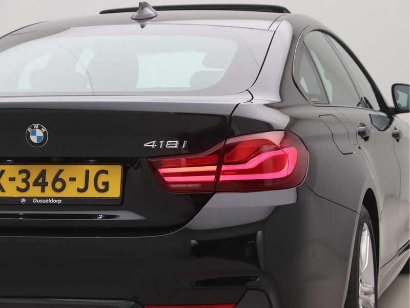 BMW 4 Serie Gran Coupé 418i High Executive M-Sport Automaat afbeelding 22