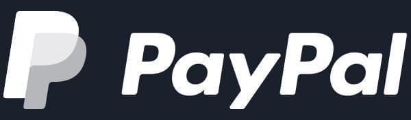 paypal logo white hero banner