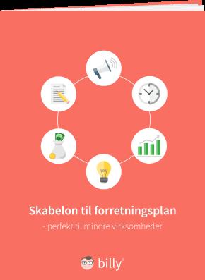 Skabelon til forretningsplan - perfekt til mindre virksomheder