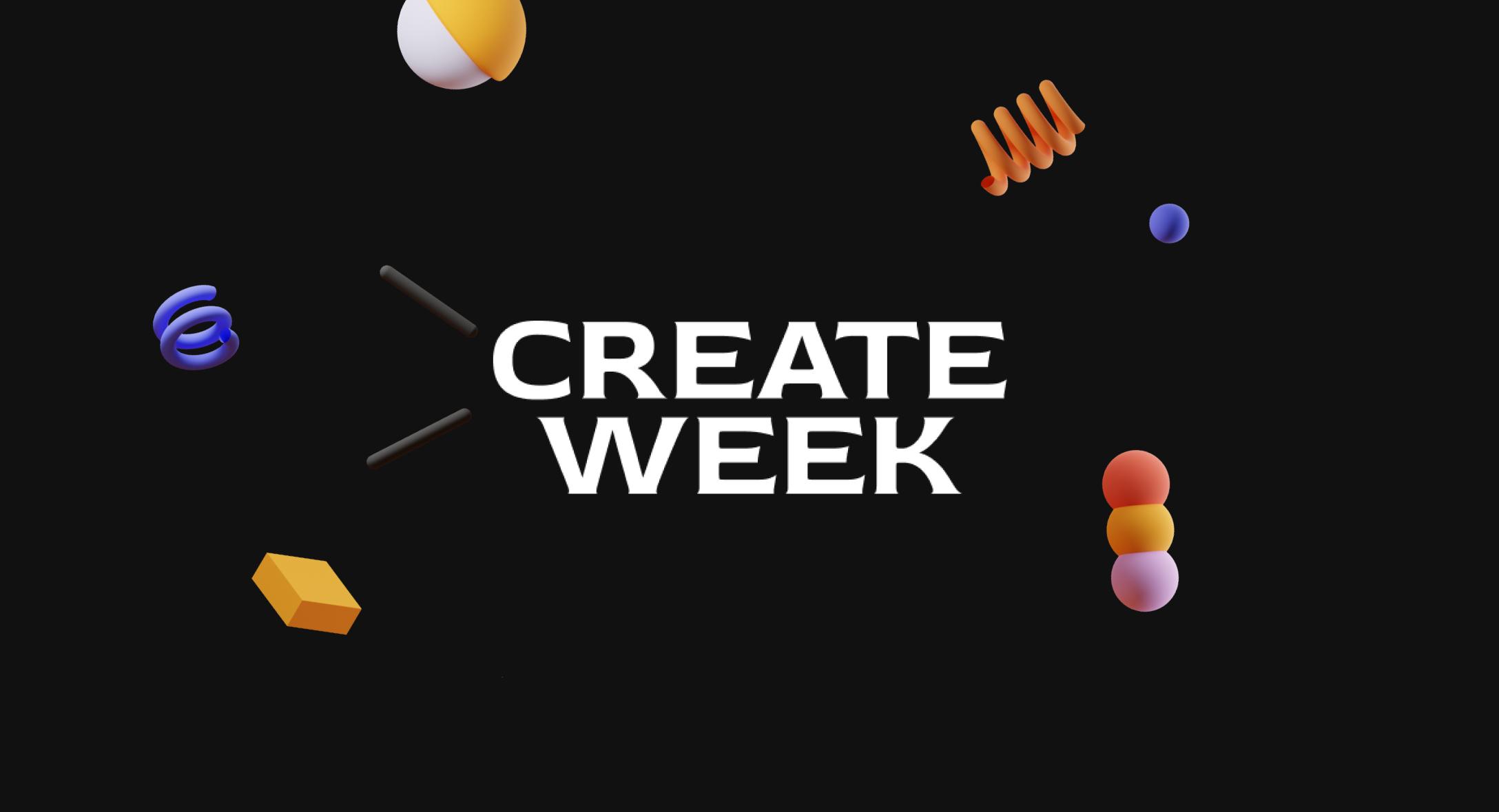 Skcript Create Week