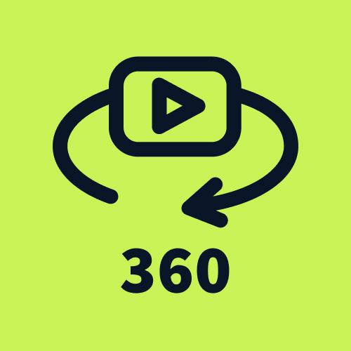 Réalisation de votre vidéo 360° avec Oséos