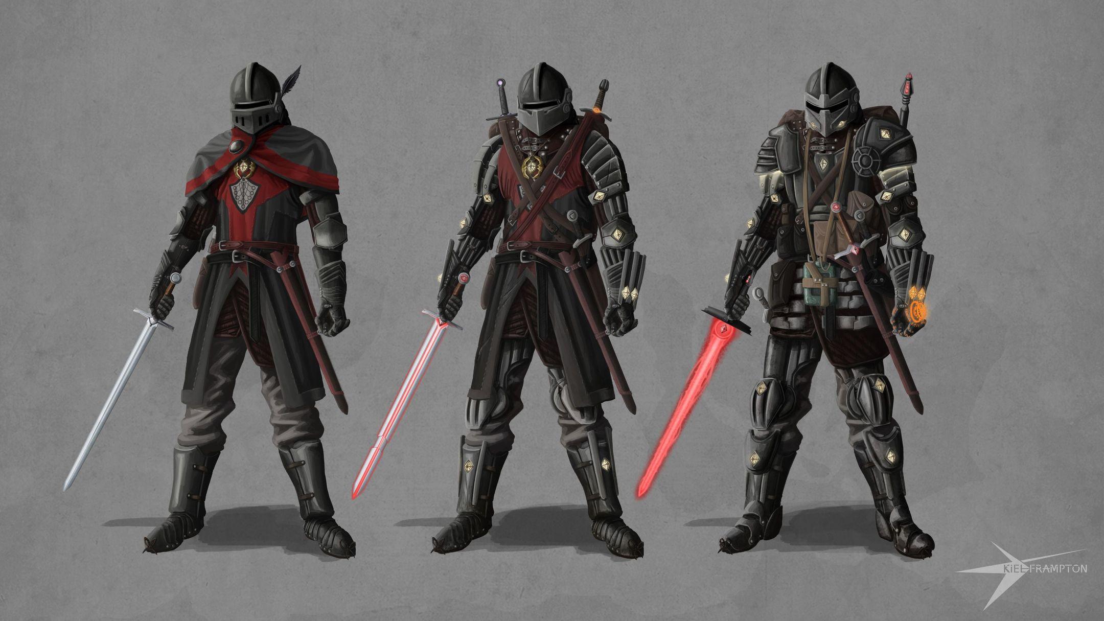 Riftblade: Fantasy Soldier