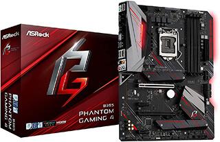 ASRock B365 Phantom Gaming 4