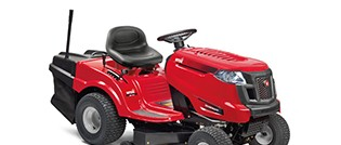 Tractors and seated mowers