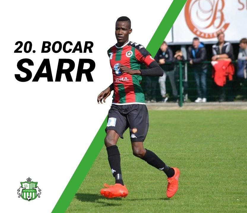 VOORSTELLING: Bocar Sarr