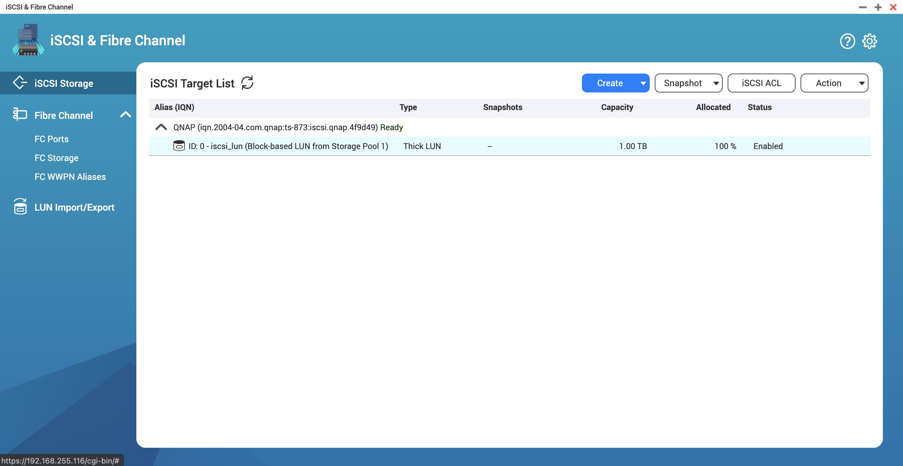 Configure Qnap iSCSI as VMware Datastore - 10